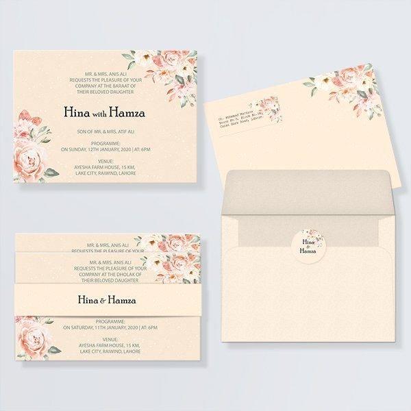 Wedding-Card-Set