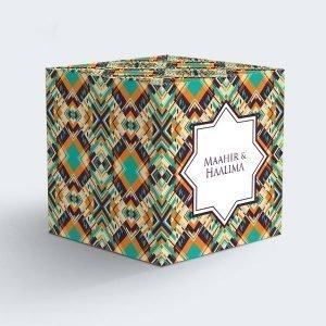 Wedding Favor Box 00014