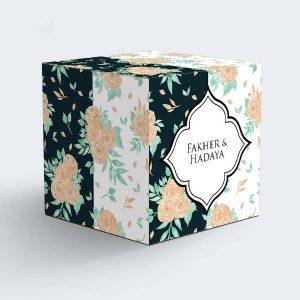 Wedding Favor Box